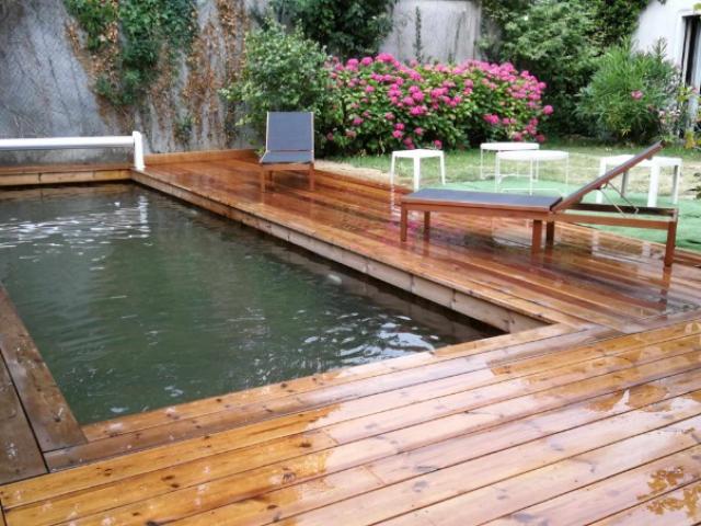 Création piscine sur-mesure